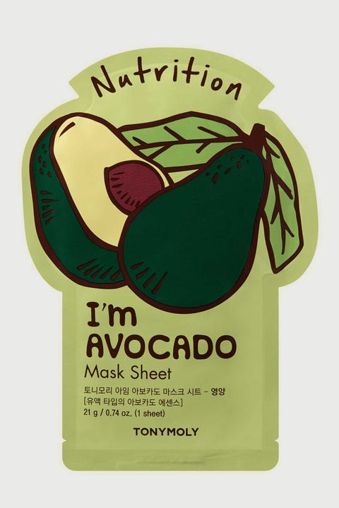 Tonymoly I'm Avocado Mask Sheet