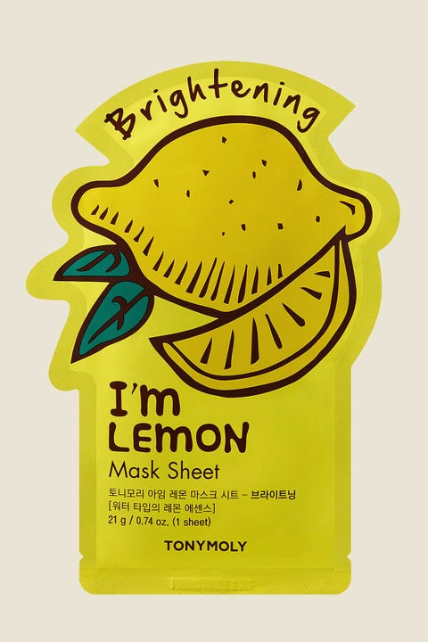 Tonymoly I'm Lemon Mask Sheet