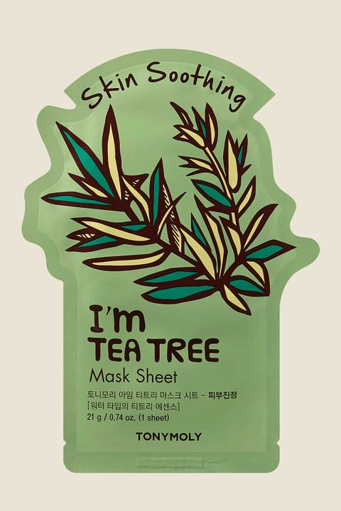 Tonymoly I'm Tea Tree Mask Sheet