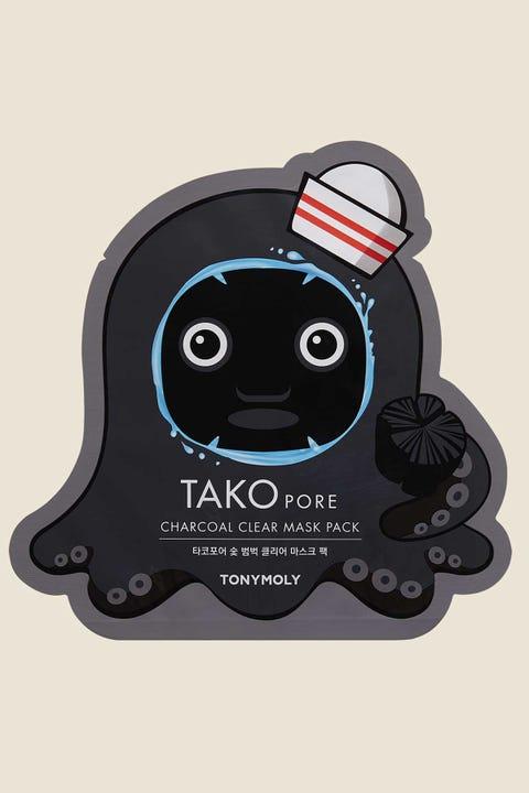 Tonymoly Takopore Charcoal Mask Pack