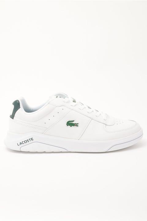 Lacoste Game Advance White/Dark Green
