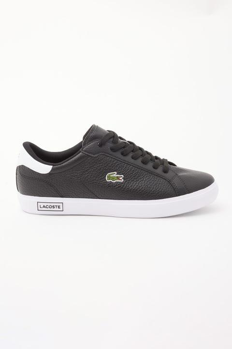 Lacoste Powercourt Black/White