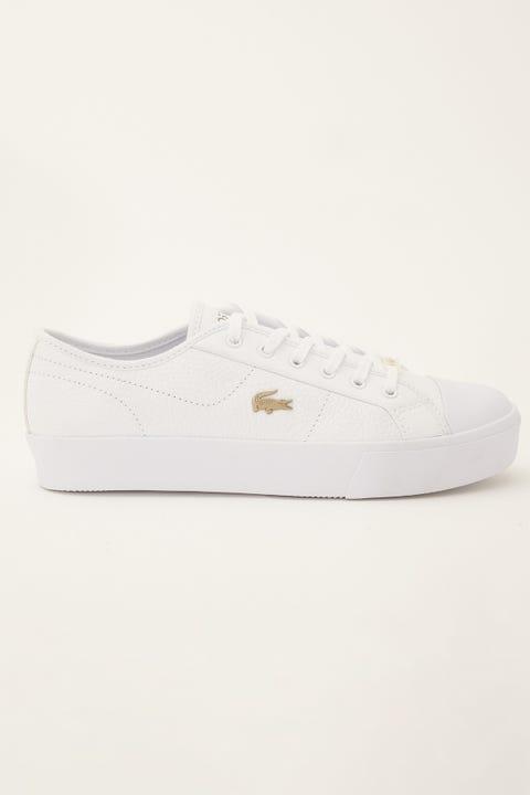 Lacoste Ziane Plus Grand 07211CFA White/White