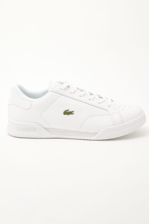 Lacoste Twin Serve 0721 2 SFA White/White