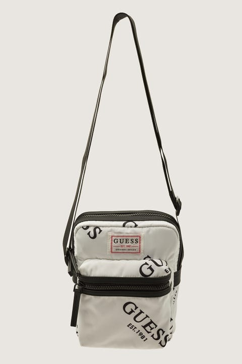Guess Originals Originals Camera Bag White