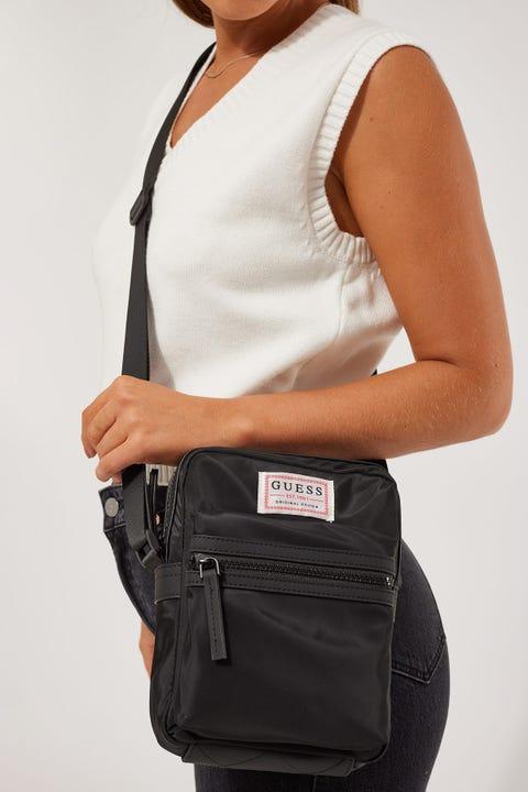 Guess Originals Originals Camera Bag Black