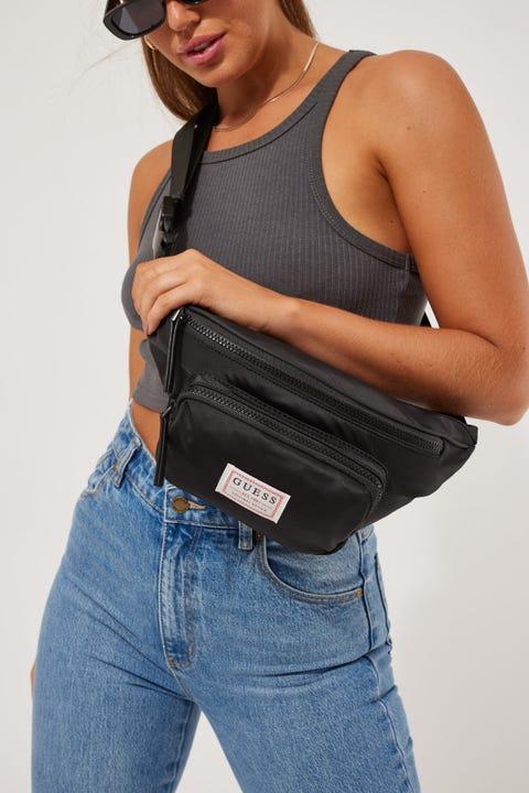 Guess Originals Originals Bum Bag Black