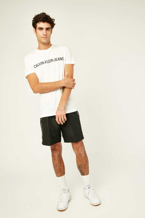 Calvin Klein Core Institutional Tee Bright White