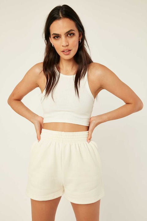 Luck & Trouble Sweat It Out Short Cream