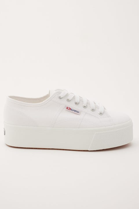 Superga 2790 Cotw Linea Up and Down White
