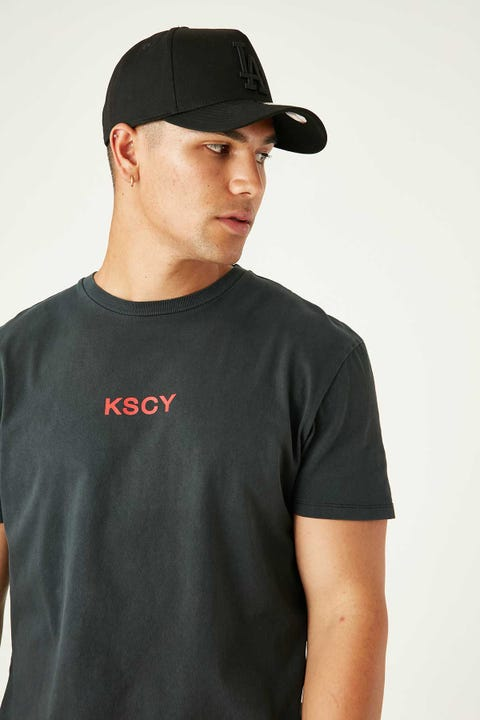 KISS CHACEY Infrared Tee Pigment Black