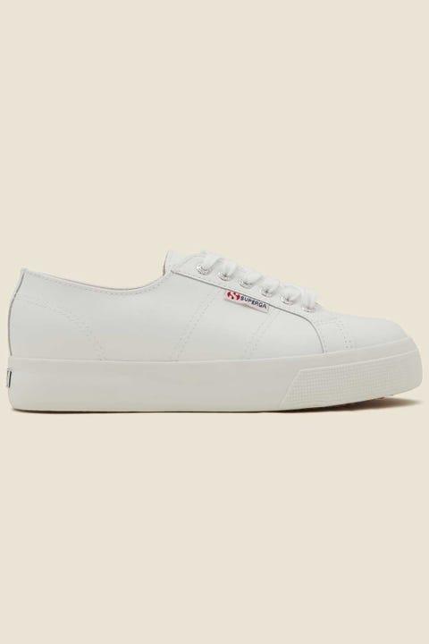 SUPERGA 2730 Nappa Cotu White