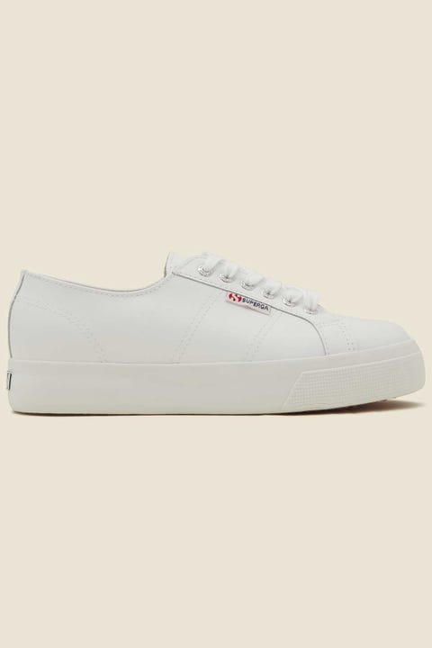 SUPERGA 2730 Nappa Cotu White
