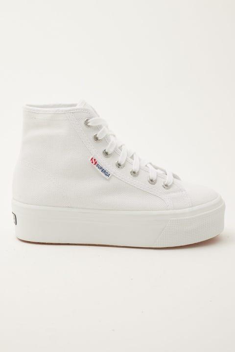 Superga 2705 Hi Top White