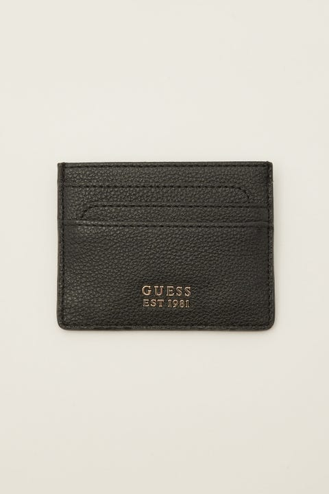 Guess Originals Naya Card Holder Black