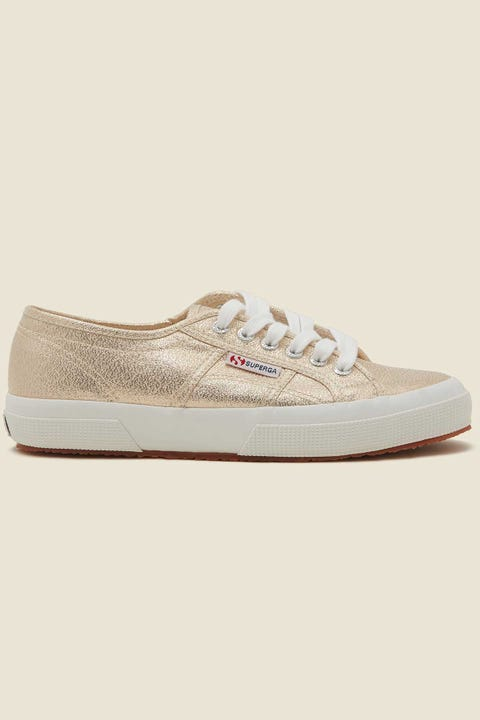 SUPERGA 2750 Lamw Yellow Gold