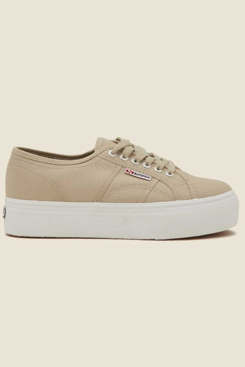 SUPERGA 2790 Linea Up and Down Taupe