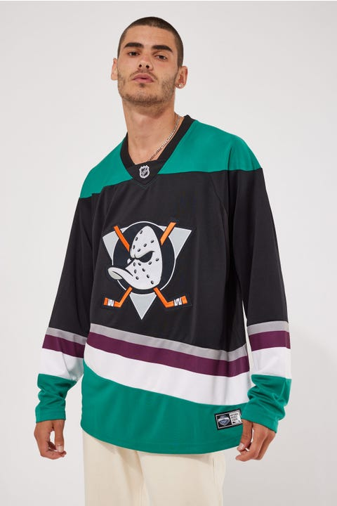 Majestic Athletic NHL Replica Jersey Ducks Teal
