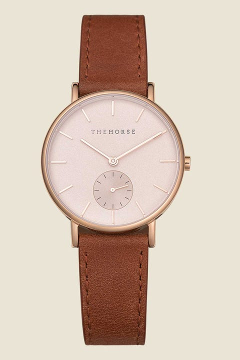 THE HORSE The Classic Rose/Pink/Tan