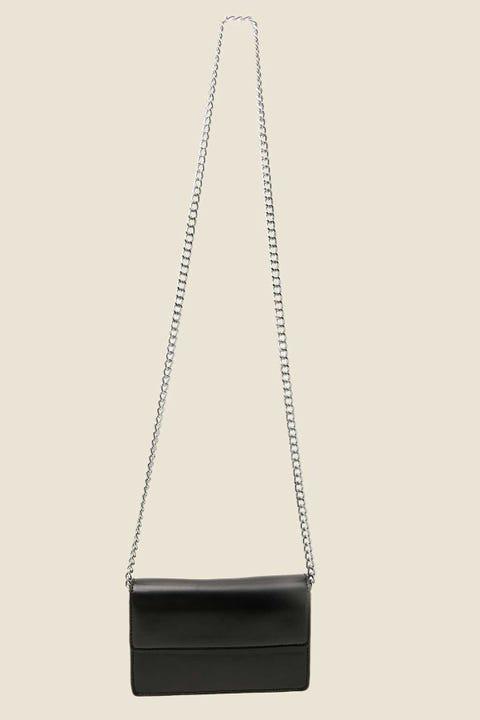TOKEN Hailey Shoulder Bag Black