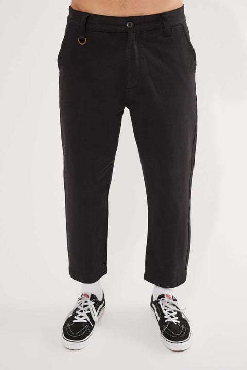 Thrills Deconstructed Ops Pant Black