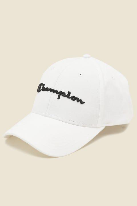 Champion Classic Twill Hat White