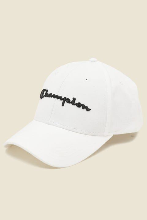 Champion Classic Twill Hat White