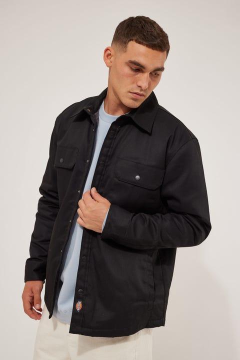 Dickies Line LS Shirt Jacket Black