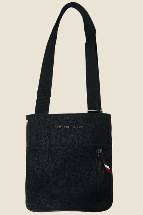 TOMMY JEANS Essential Crossover Black