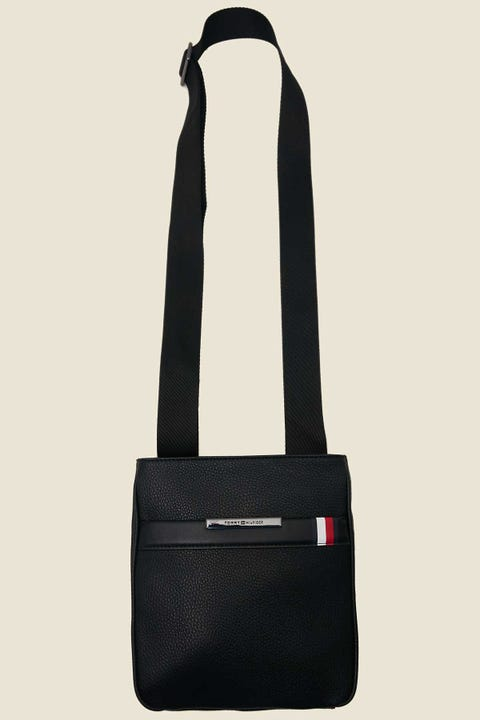 TOMMY JEANS Downtown Mini Crossover Black