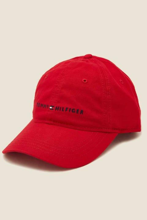 TOMMY JEANS AM Hilfiger Cap Red