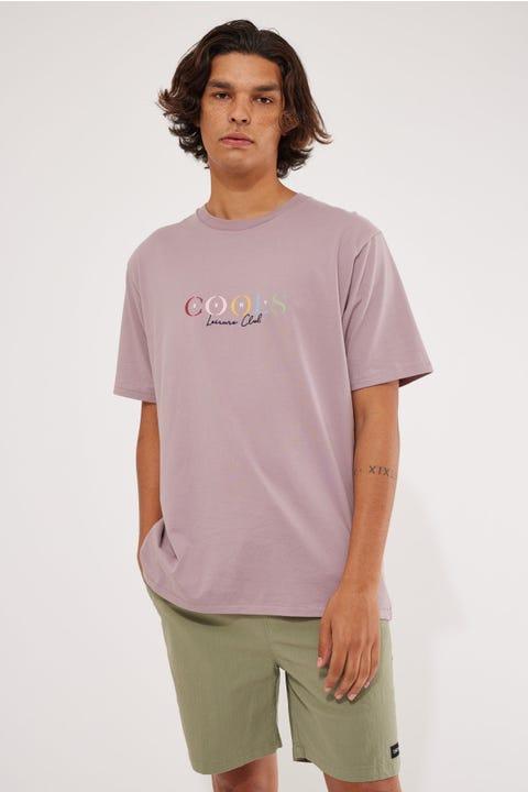 Barney Cools BRNY Tee Lilac