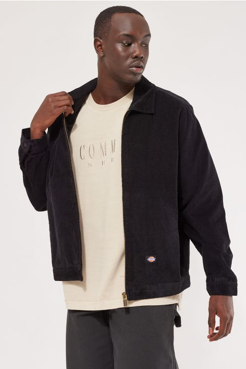 Dickies Sonora Eisenhower Jacket Black