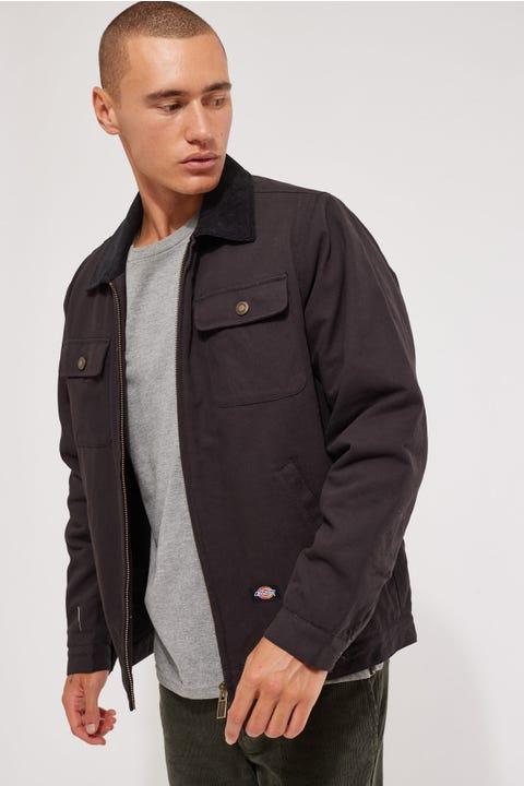 Dickies Alton Garage Jacket Black