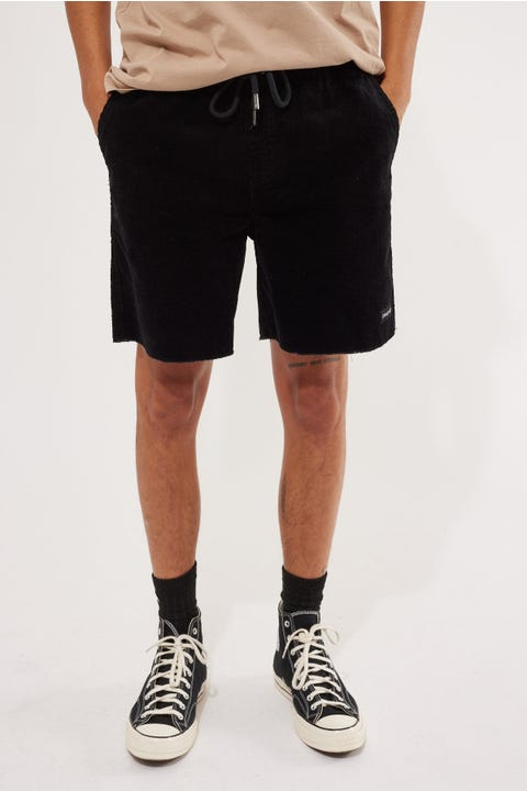 Common Need Zephyr Cord Short Black