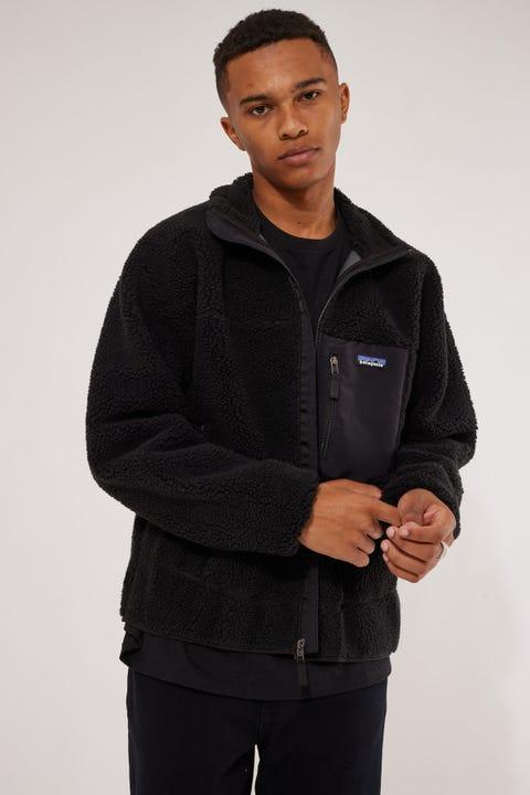 Patagonia M's Classic Retro-X Jacket Black W Black
