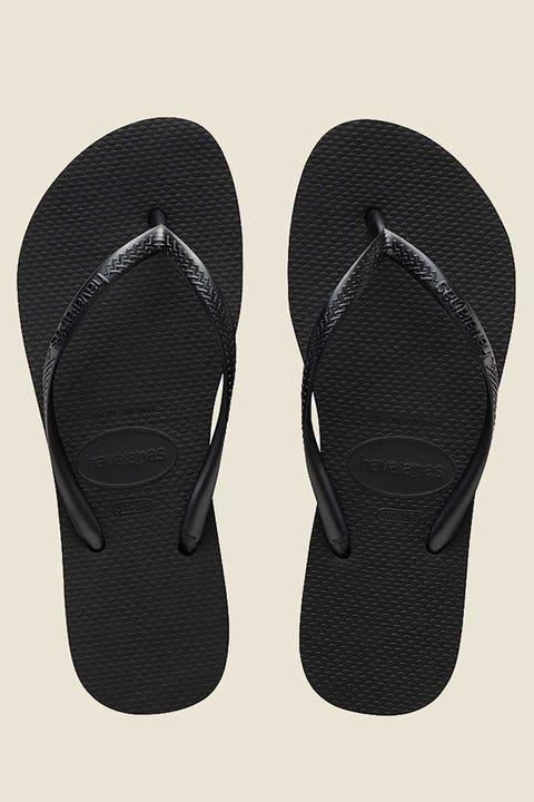 Havaianas Slim Flatform Black