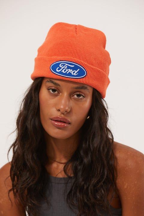 Rolla's x Ford Beanie Orange