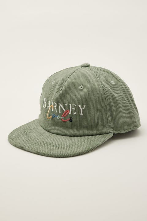 Barney Cools Colour Script 5 Panel Teal Cord