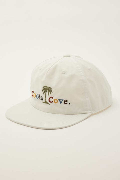 Barney Cools Cools Cove 5 Panel White