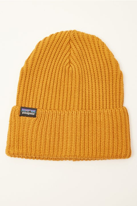 Patagonia Fisherman's Rolled Beanie Buckwheat Gold