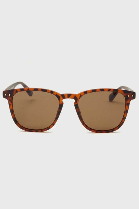 Local Supply SYD Matte Tort/Dark Brown