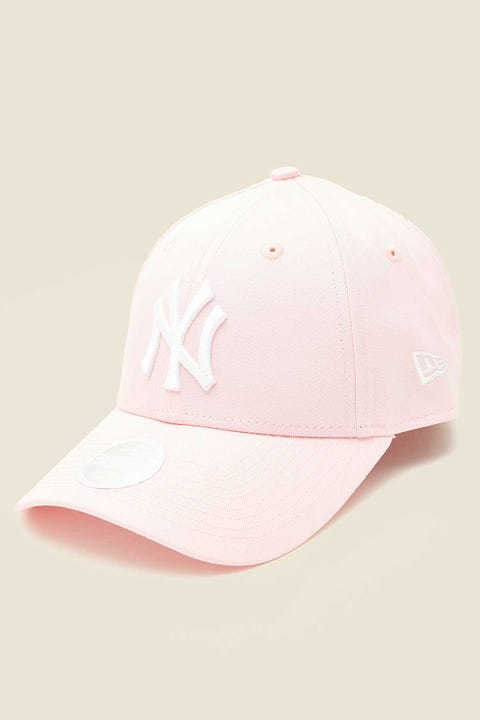 NEW ERA 9Forty NY Yankees Pink