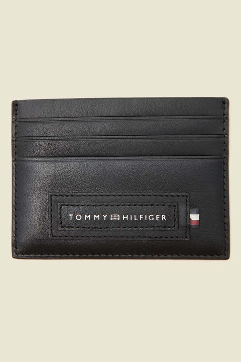 TOMMY JEANS Modern CC Holder Black