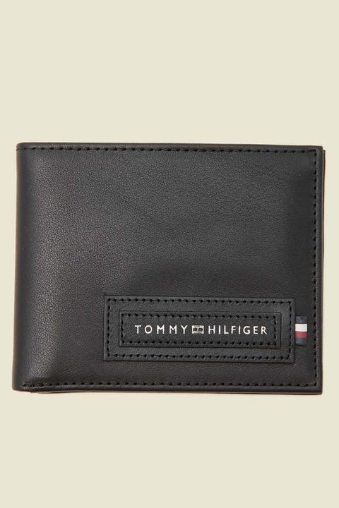 TOMMY JEANS Modern Mini CC Wallet Black