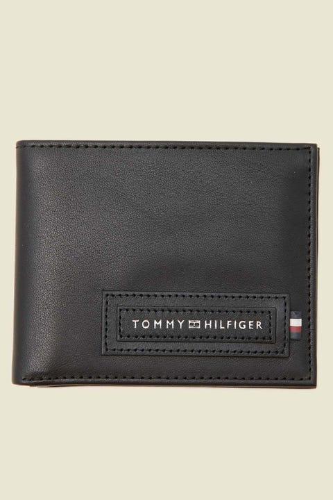 TOMMY JEANS Modern Mini CC Wallet Black
