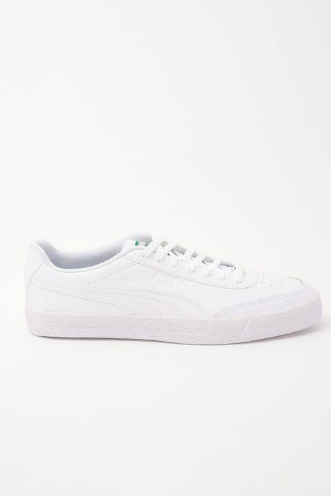 Puma Oslo Vulc White/White