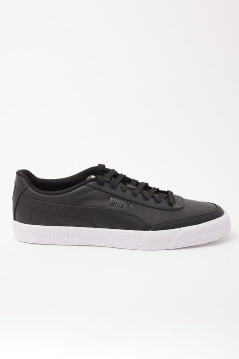 Puma Oslo Vulc Black/Black/White