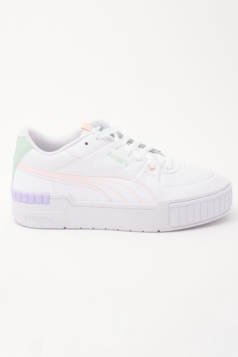 Puma Cali Sport Peach/Green/Lavender