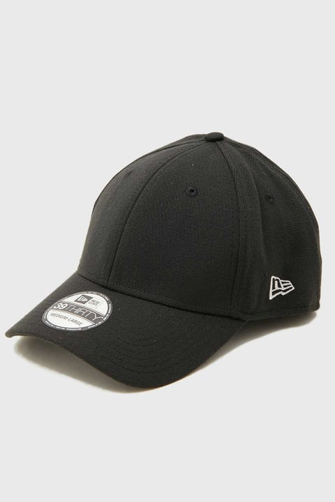 NEW ERA 39Thirty Stretch Fitted Cap Black